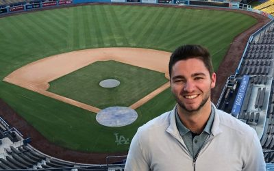 Q&A with Dodgers Advanced Scouting Analyst Patrick O'Shea