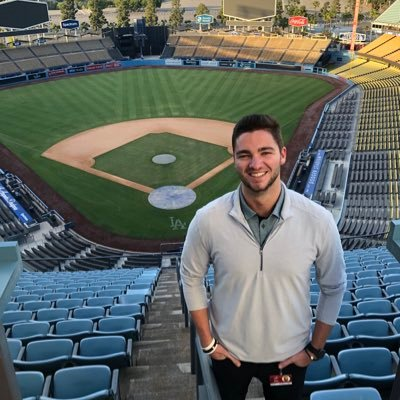 Q&A with Patrick O'Shea: Los Angeles Dodgers Advanced Scouting Analyst