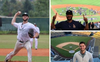 IABS Member Patrick O'Shea Wins a World Series Ring with the Dodgers!