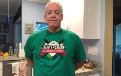 Florida Atlantic Coach John McCormack Joins the Irish American Baseball Society!