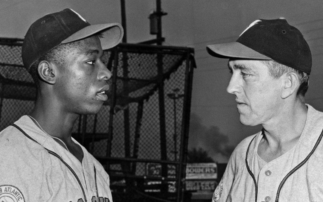 Remembering Hank Aaron and Ben Geraghty