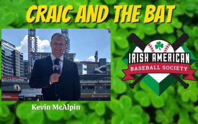 Craic and the Bat #3: Kevin McAlpin of the Braves Radio Network