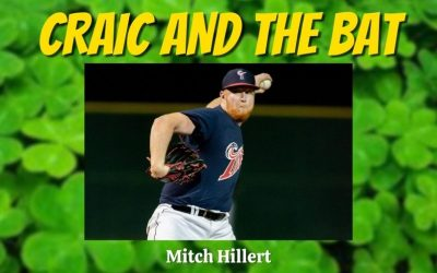 Craic and the Bat #4: Irish National Team Pitcher Mitch Hillert
