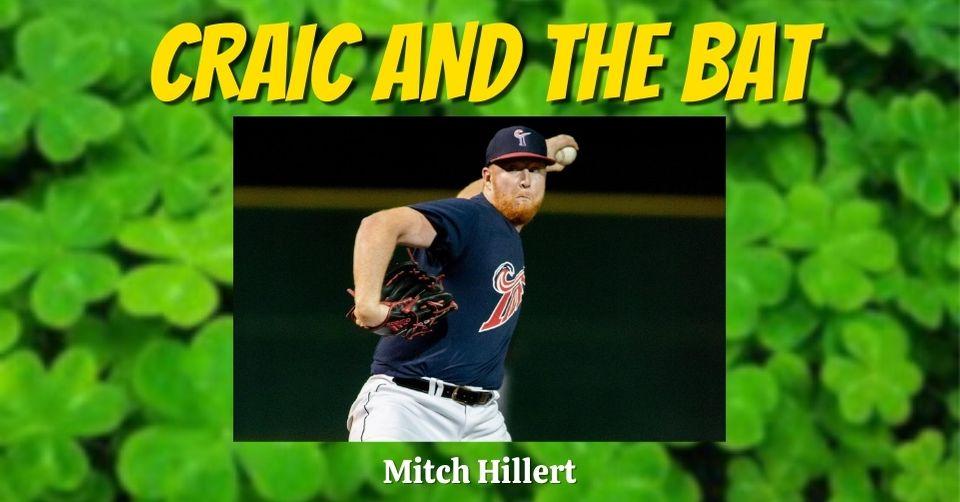 Craic and the Bat #4: Irish National Team Pitcher Mitch Hillert