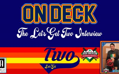 Watch: John Fitzgerald on the Let's Get Two Podcast