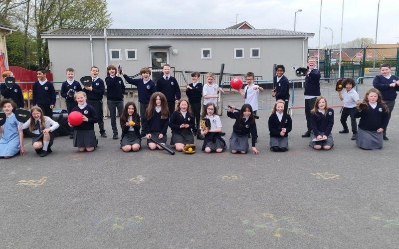 Portadown Integrated Primary School in Craigavon