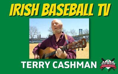 Watch: Talkin' Baseball with Irish American Singer-Songwriter Terry Cashman on Irish Baseball TV