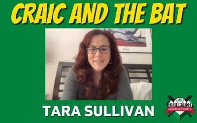 Watch: Tara Sullivan of The Boston Globe on Irish Baseball TV