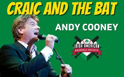 Watch: Singer Andy Cooney on Craic and the Bat