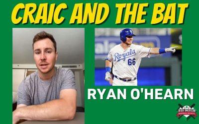 Watch: Ryan O'Hearn of the Kansas City Royals