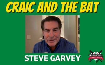 Watch: Baseball Legend Steve Garvey on Irish Baseball TV!
